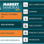 Market Samurai Keyword Research and Analysis Tool
