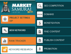 Market Samurai Review - Keyword Research and Analysis Tool