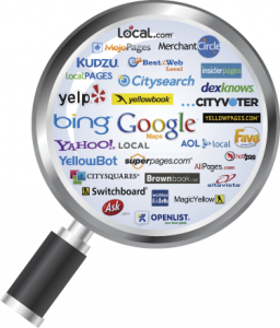 Use Local Search Engines