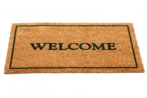 Welcome Visitors With A Static Page