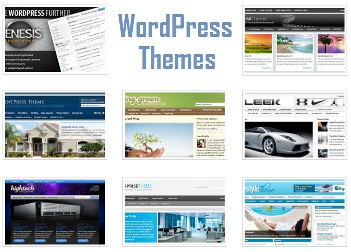 WordPress Theme – The Features to Look For