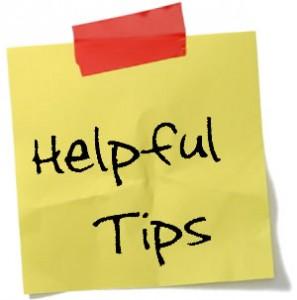Selecting Blog Category Names - Useful Tips