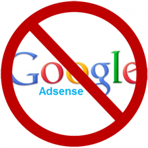 Google AdSense - The Disadvantages