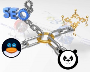 Link Building and Google Panda - Google Penguin