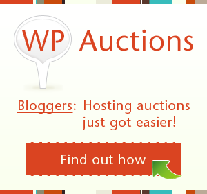 WP Auctions Plugin - Integrate Auctions and PayPay Payment for Auctions on Your Blog